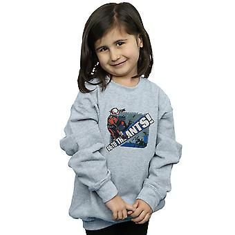 Marvel Girls Ant-Man Go To The Ants Sweatshirt