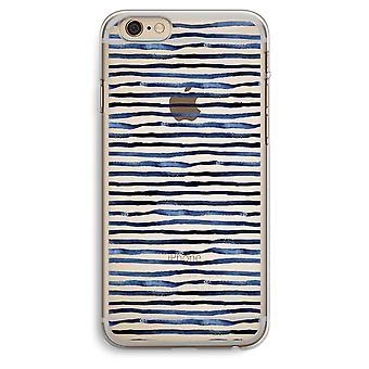 iPhone 6 Plus / 6S Plus caja transparente (suave) - sorprendente líneas