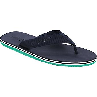 Regatta Mens Rico Lightweight Cushioned Flip Flop Thong-Style Sandals