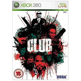 Le Club (Xbox 360) - Factory Sealed