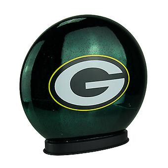 Green Bay Packers innendørs LED Glass verden aksent lampe