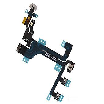 Power Flex cable for Apple iPhone 5C on off volume button Flex