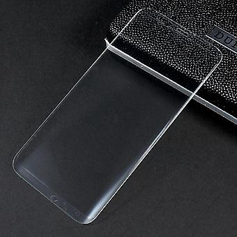 Premium 0.3 mm bent hard glass transparency film for Samsung Galaxy touch 8 N950 F
