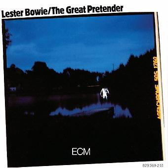 Lester Bowie - Great Pretender [CD] USA import