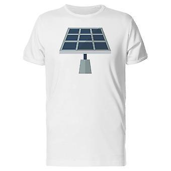 Solar-Panel Doodle T-Shirt Herren-Bild von Shutterstock