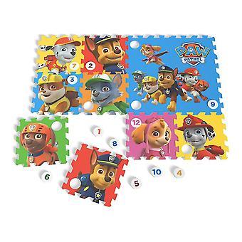 Tatamiz Prinzessin Schaummatte 12 Puzzleteile (TTMZ212)