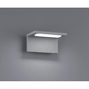 Trio Beleuchtung Trave moderne Titan Diecast-Aluminium Wandleuchte