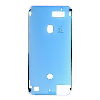 Valkoinen runko kehys liima iPhonelle 7 Plus