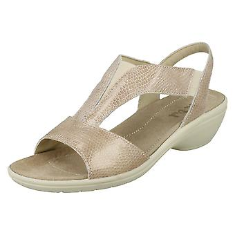 Ladies Van Dal resår klänning/kväll sandaler Barbara
