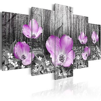 Canvas Print - Woody flora