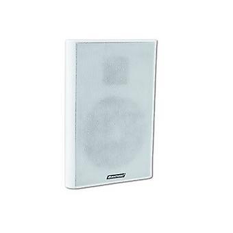 Omnitronic FPS-5 PA wall speaker 10 W White 1 pc(s)