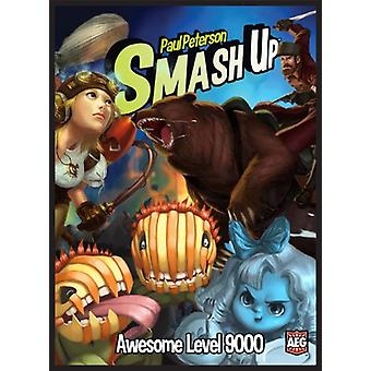 Smash upp Expansion: Awesome nivå 9000