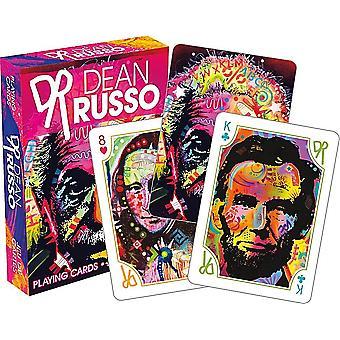Dean Russo Art Set 52 pelikortin pakalla