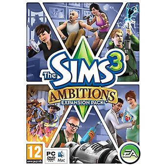 The Sims 3 Ambitions (PCMac DVD) - Jako nowy