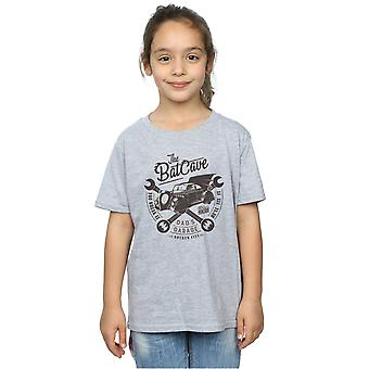 DC Comics Girls Batman Dad's Garage T-Shirt