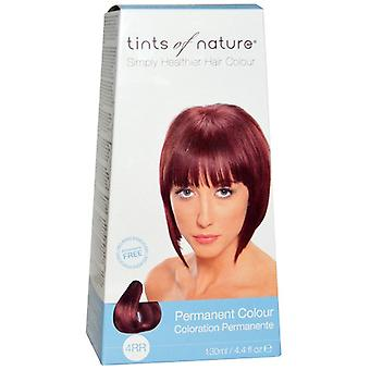 Tints of Nature, Earth Red (4RR), 130ml