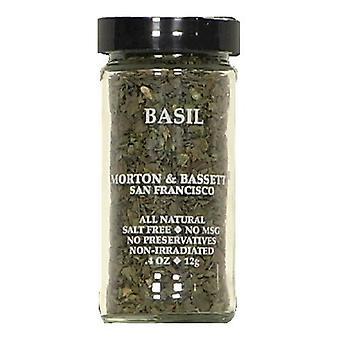 Morton & Bassett basilicum