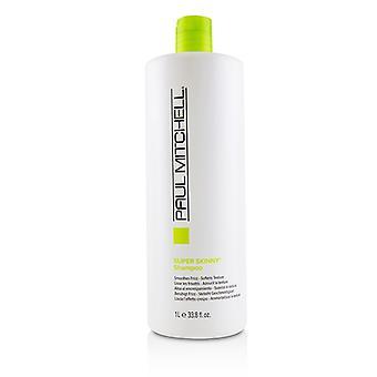 Paul Mitchell super skinny Shampoo (slätar frizz-mjukgör textur)-1000ml/33,8 oz