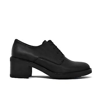 Liberitae Blutcher Blücher smooth lace-up leather black 21803305-01