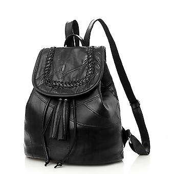 The backpack in genuine lambskin, LAMM0970