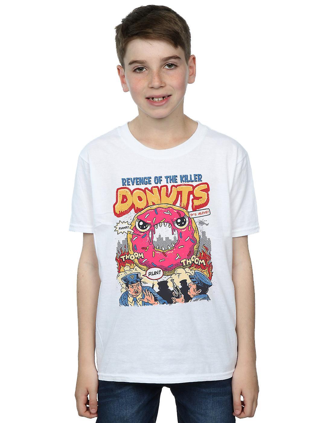 Vincent Trinidad Boys Revenge Of The Killer Donuts T-Shirt