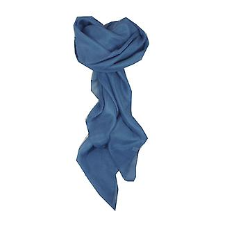 Mulberry Silk Hand Dyed Square Scarf Nigella from Pashmina & Silk