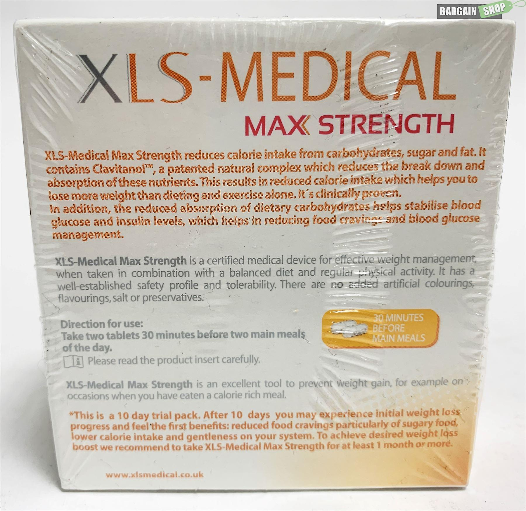 Xls medical weight loss australia