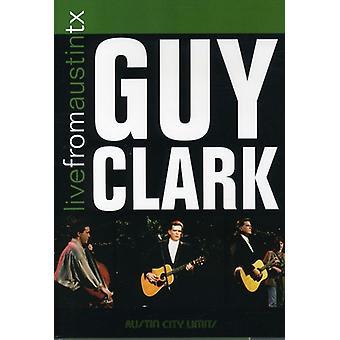 Guy Clark - Live From Austin Tx [DVD] USA import