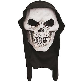 Schedel Hooded terreur masker