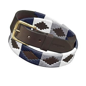 Pampeano Leather Roca Polo Belt