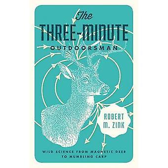 A três minutos Outdoorsman - ciência selvagem de veado magnético para Mumb