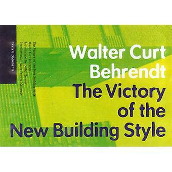 Seger i den nya byggnaden stil av Walter Curt Behrendt - Detlef mig