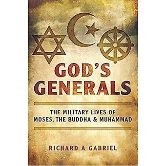 神の将軍 - モーセ - 仏陀とマホメットの軍生活
