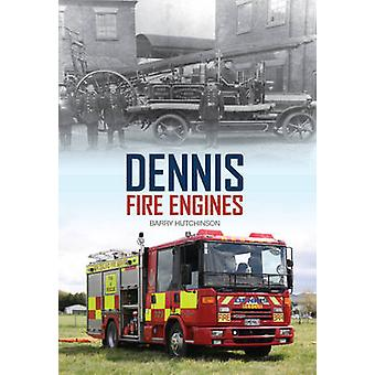 Dennis Fire Engines by Barry Hutchinson - 9781445646077 Book