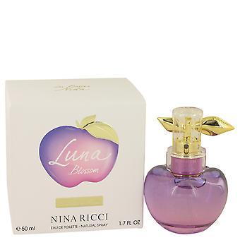 Nina Ricci Luna Blossom Eau de Toilette 50ml EDT Spray