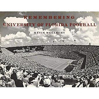 Remembering University of Florida Football