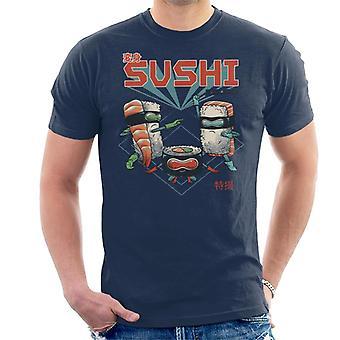 Sushi trup mænd T-Shirt