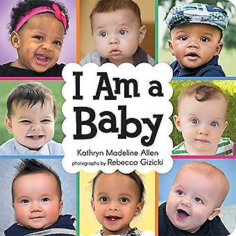 Jag är en Baby [styrelse bok]