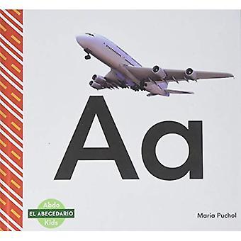 AA (língua espanhola) (El Abecedario (o alfabeto))