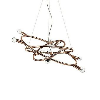 Ideal Lux - Cosmo medio rame pendente IDL133041