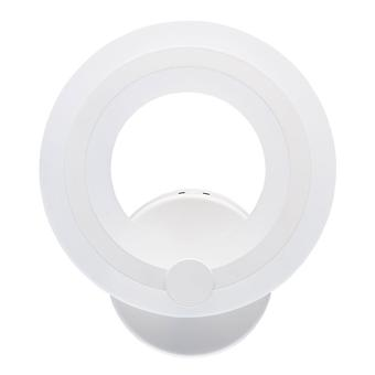Glasberg - White LED Single Wall Light 674026301