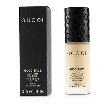 Gucci Gucci Face satin matte Foundation SPF 20-# 040-30ml/1oz