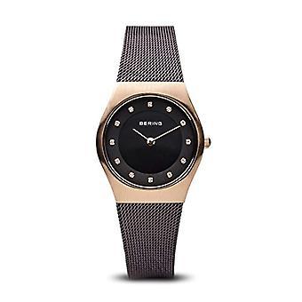 Bering Analog kvarts kvinnors watch med rostfritt stål band 11927-262