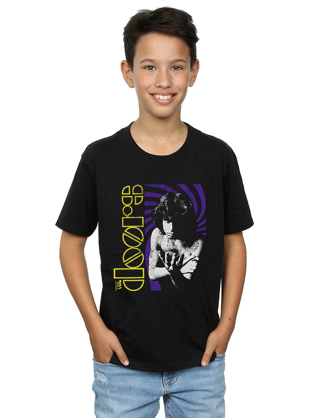 The Doors Boys Retro Point T-Shirt