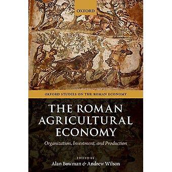 الاستثمار الاقتصاد الزراعي الروماني-منظمة---وألم