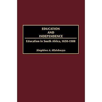 教育と独立教育南アフリカ共和国 Hlatshwayo ・ Simphiwe a 16581988