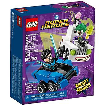 LEGO 76093 Mighty Micros: Nightwing vs. The Joker