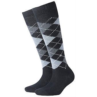 Burlington Whitby sokker knehøye - Marine marinen