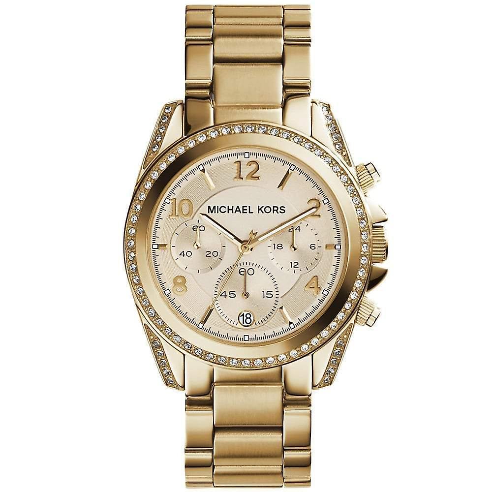 Michael Kors Ladies' Blair Chronograph Watch MK5166