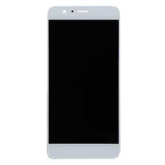 Voor Huawei Honor 8 - LCD Screen Assembly - Wit - 02350UEN - 02350USJ